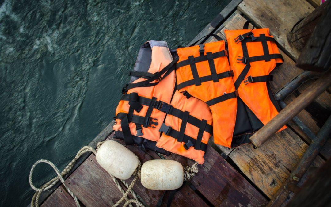 5 redenen waarom je veilig bent aan boord