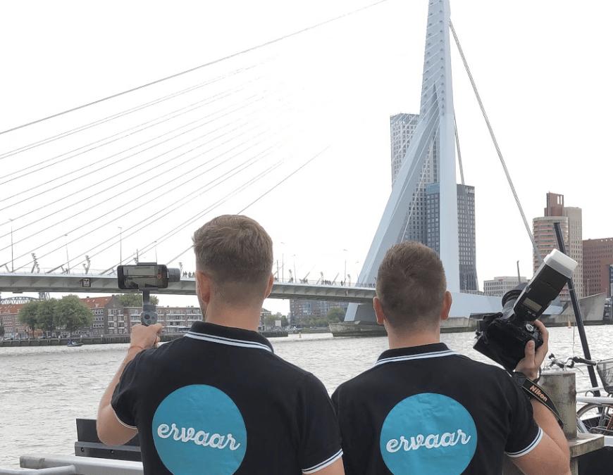 Tien leuke uitjes in Rotterdam met, in of op het water